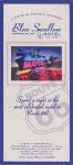 Blue Swallow Motel Leaflet