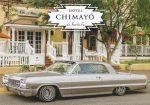 Hotel Chimayo postcard