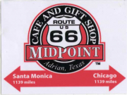 MidPoint Cafe sticker