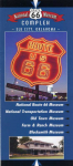 National Route 66 Museum leaflet