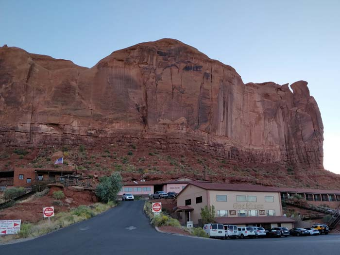 Goulding's Lodge, Oljato-Monument Valley, UT #1