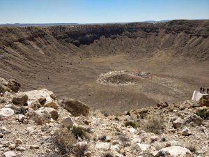 Meteor Crater #1