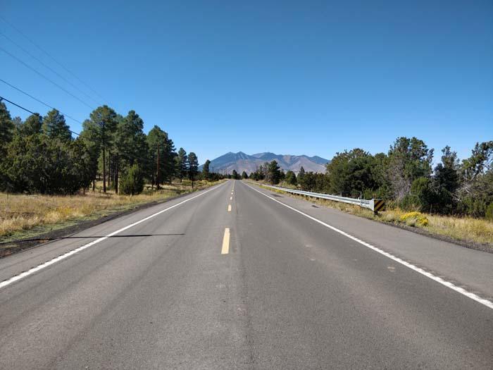 Route 66, Winona, AZ