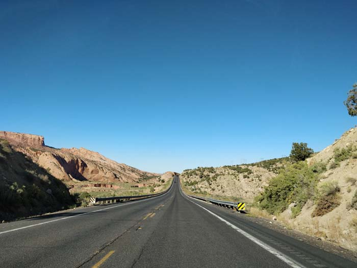 US-160 E, south of Kayenta, AZ