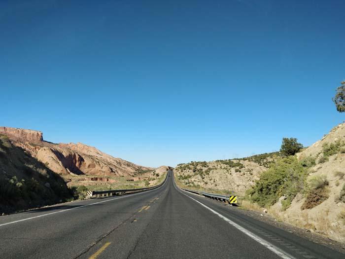 US-160 E, south of Kayenta, AZ