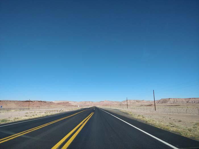 US-160 E, west of Tuba City, AZ