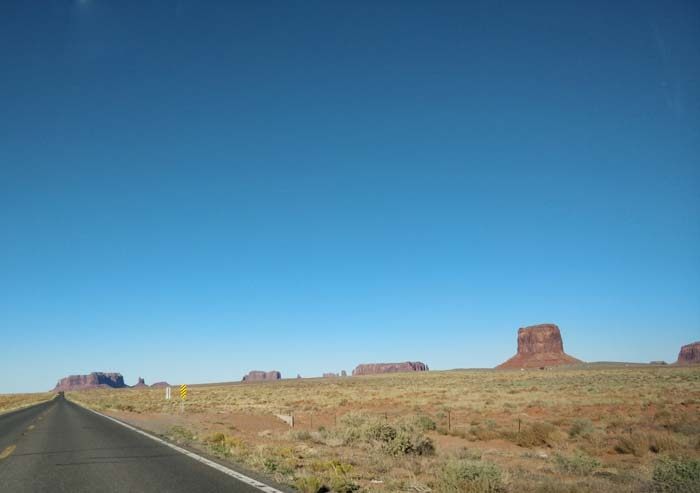 US-163 N, Oljato-Monument Valley, AZ