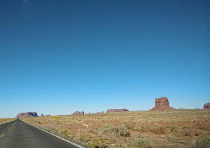 US-163 N, Oljato-Monument Valley, AZ