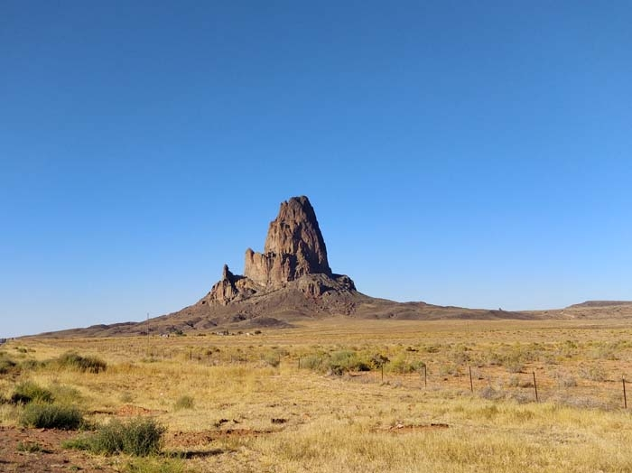 US-163 N, north of Kayenta, AZ