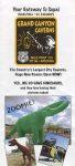 Grand Canyon Caverns leaflet