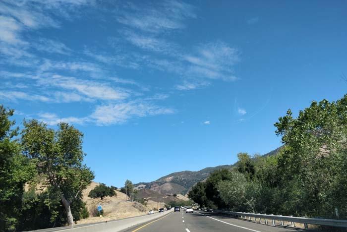 Hwy 101 N north of San Luis Obispo #3