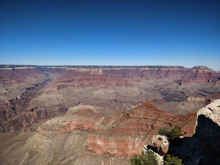 Mather Point north