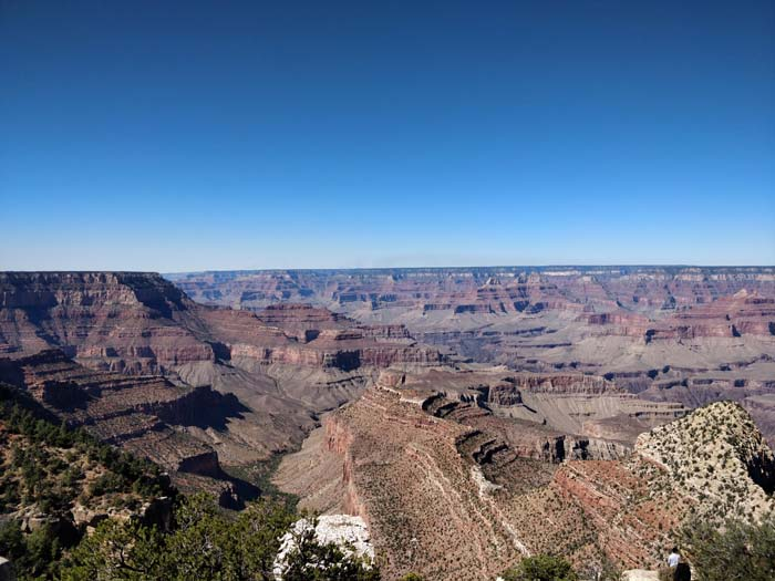 Mather Point west