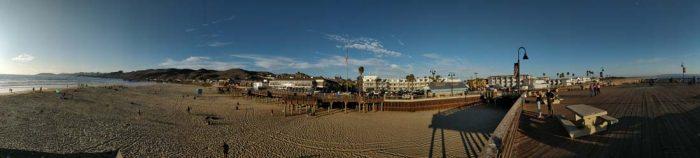 Pismo Beach panorama