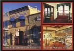 Red Garter Inn Postcard