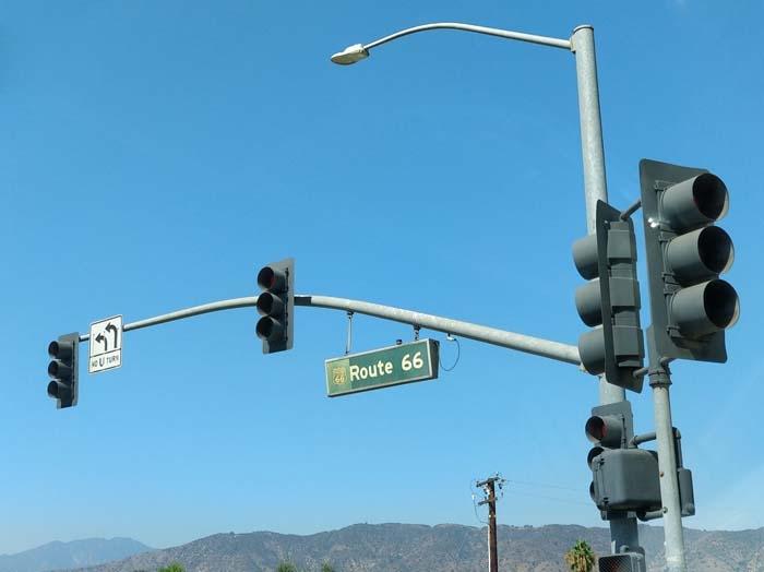 Route 66, Glendora, LA #1