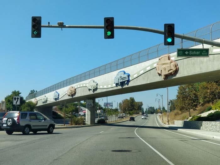 Route 66, Rancho Cucamonga, LA #1