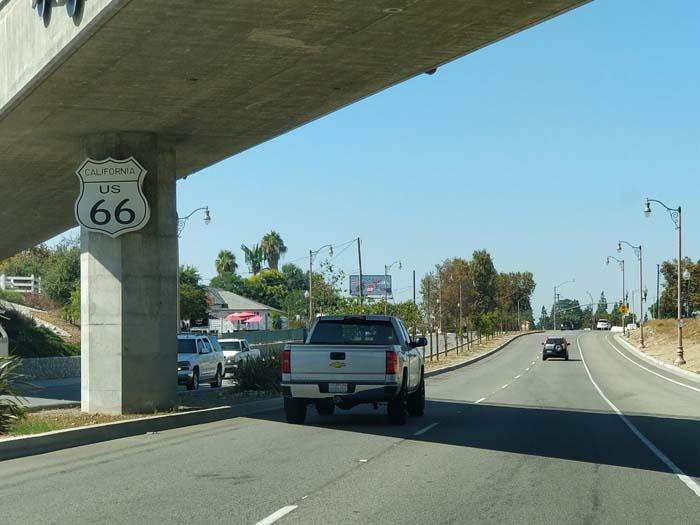 Route 66, Rancho Cucamonga, LA #2