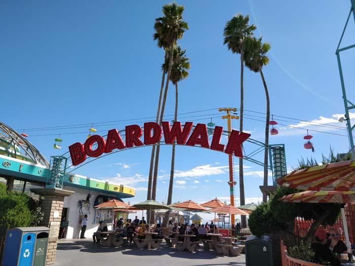 Santa Cruz Boardwalk #1