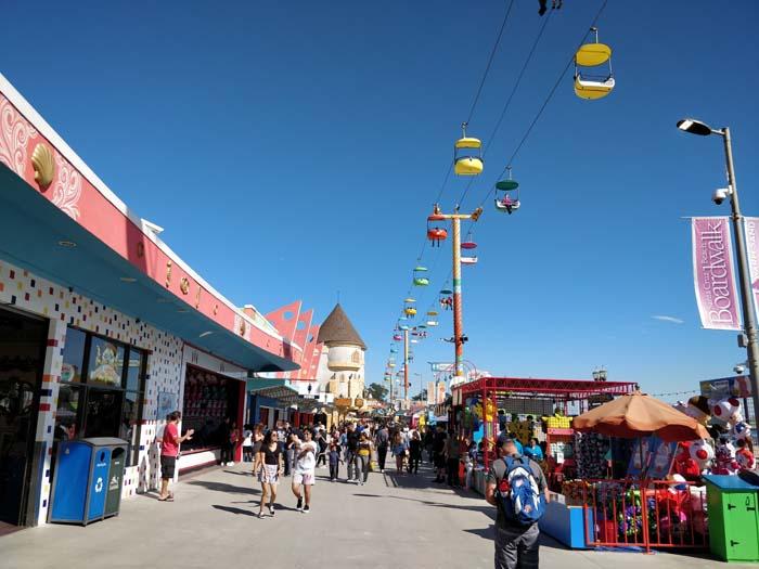 Santa Cruz Boardwalk #2