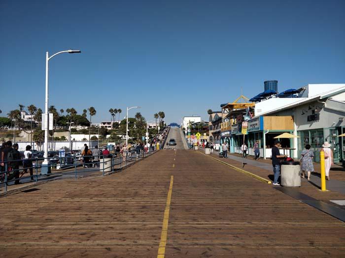 Santa Monica Pier #3