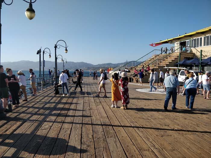 Santa Monica Pier #4