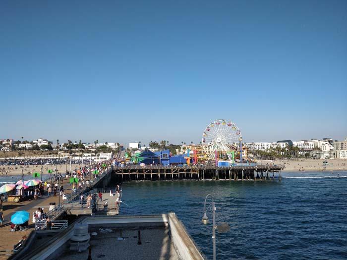 Santa Monica Pier #6