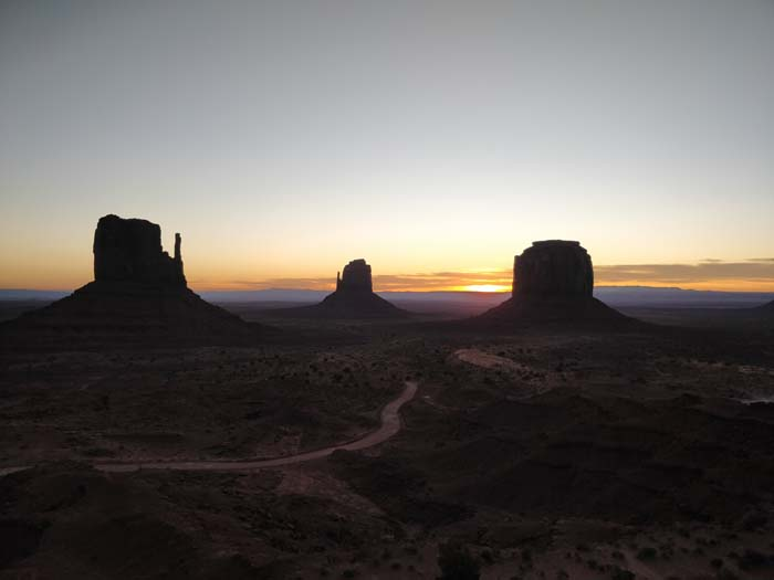 Sunrise at the Buttes #3