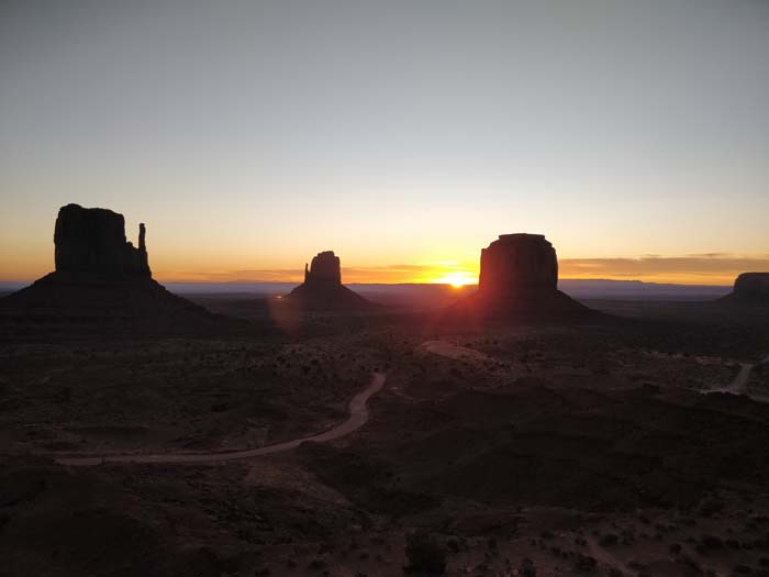 Sunrise at the Buttes #5