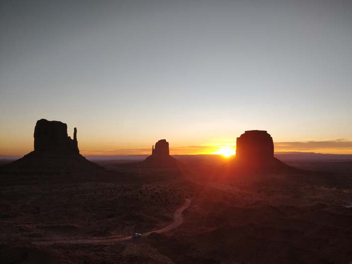 Sunrise at the Buttes #7