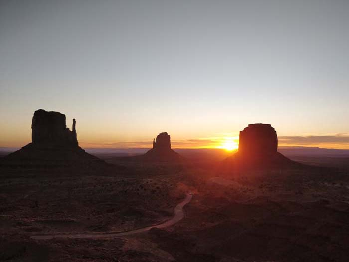 Sunrise at the Buttes #8
