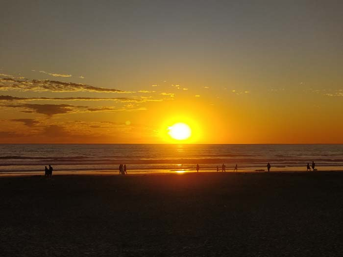 Sunset at Pismo Beach #2