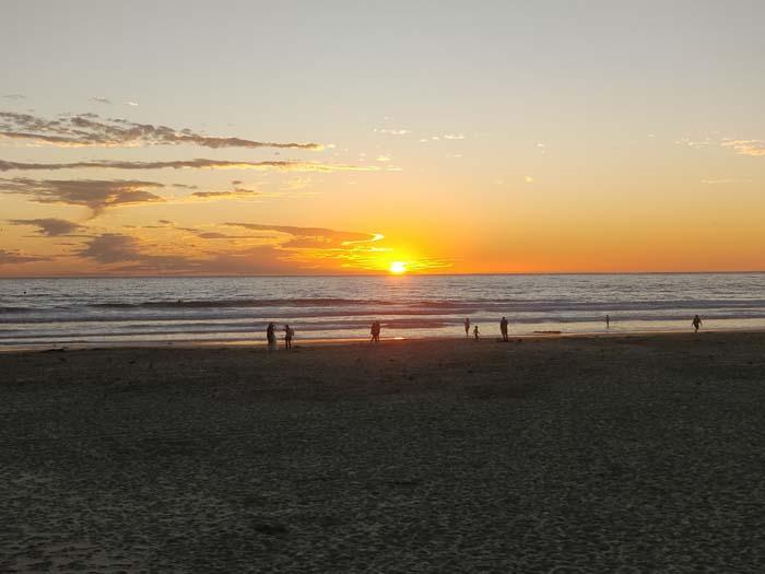Sunset at Pismo Beach #5