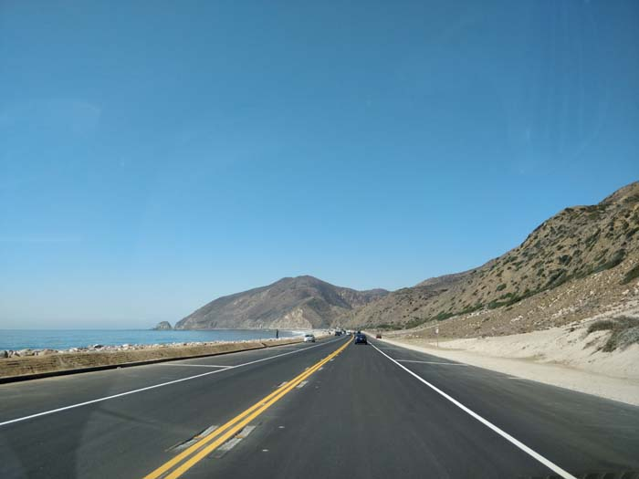 Sycamore Cove Beach, Malibu, CA