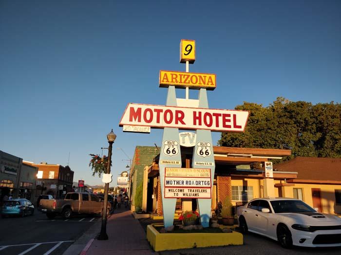 Williams, AZ #2