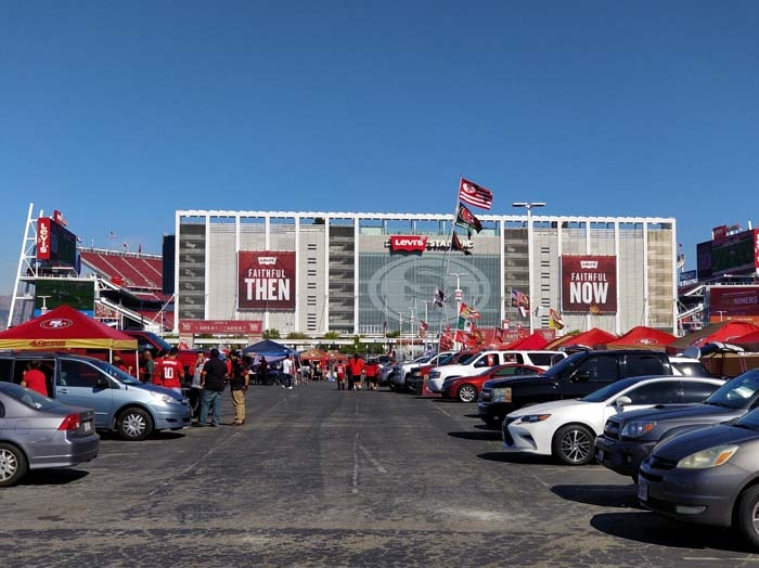 49ers Tailgate 2019 #2