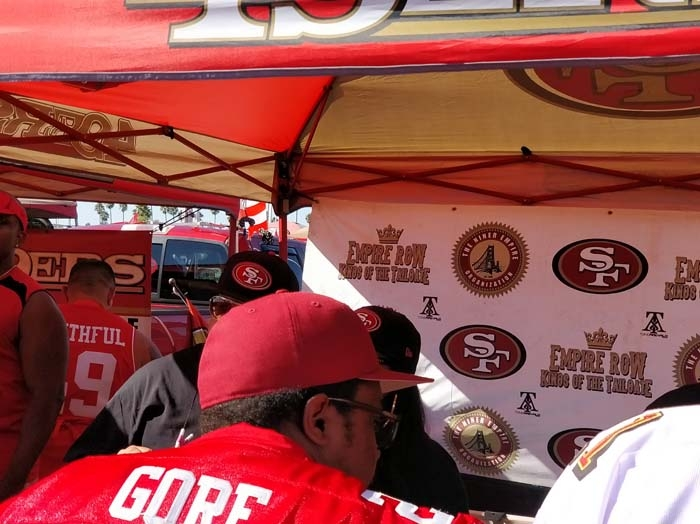 49ers Tailgate 2019 #8
