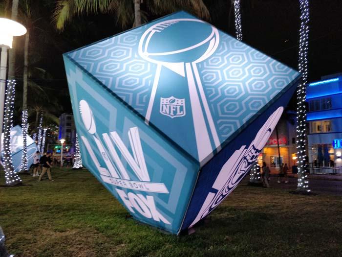 Fox Sports NFL Experience #3