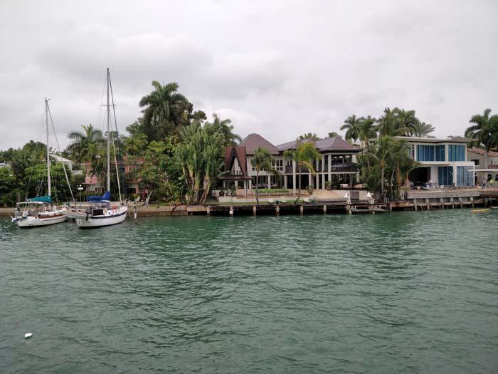 Millionaire's Row Boat Cruise #4