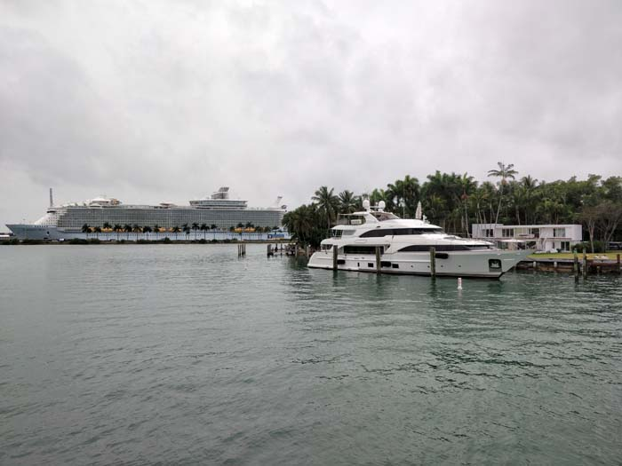 Millionaire's Row Boat Cruise #6