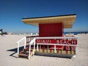 South Beach at Miami Beach #1