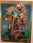 Super Bowl LIV Program